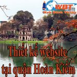 Thiết kế website tại quận Hoàn Kiếm giá tốt chuẩn Seo