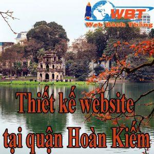 Thiết Kế Website Tại Hoàn Kiếm Chuyên Nghiệp