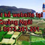 Thiết Kế Website Tại Quảng Ngãi Giá Hợp Lý Thiết Kế Chuẩn Seo.