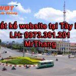 Thiết kế website tại Tây Ninh giá rẻ chuyên nghiệp chuẩn seo