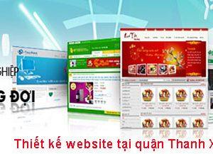 Thiết Kế Website Tại Thanh Xuân