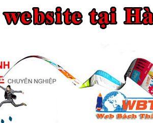 Thiết Kế Website Tại Hà Đông