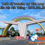 Thiết Kế Website Tại Vĩnh Long Chuyên Nghiệp Chuẩn SEO
