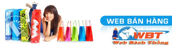 Thiết kế website bán quần áo giá rẻ chuyên nghiệp