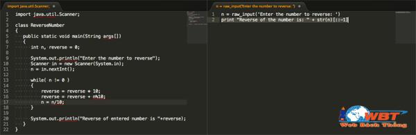 lý do để bạn nên chọn Python là gì?