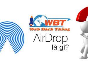 AirDrop Là Gì