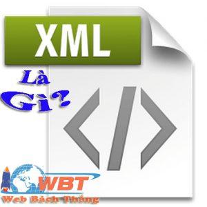 File XML Là Gì