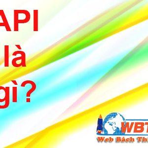 ứng Dụng Của API Là Gì