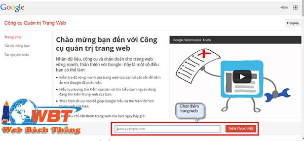 cách cài google master tool