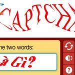 CAPTCHA Là Gì? Tại Sao Các Website Cần Phải Sử Dụng CAPCHA?