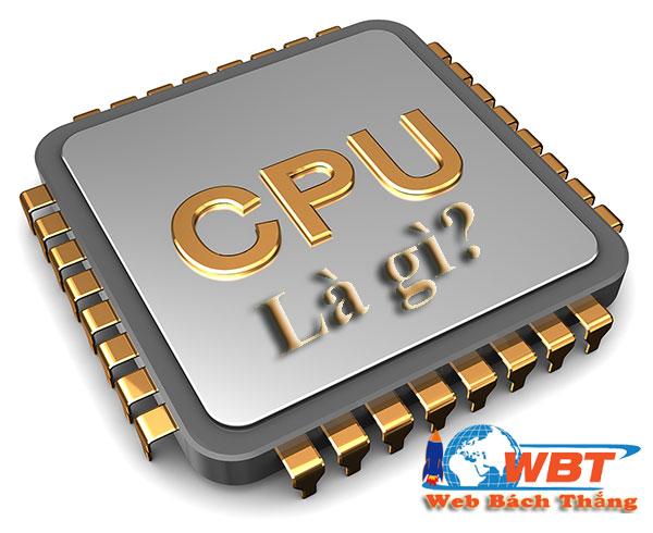 CPU là gì?