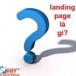 landing page là gì? & cách phát triển Landing page