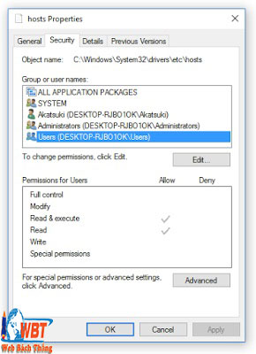 file host là gì ?
