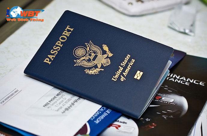 hộ chiếu là gì