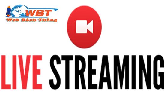 live streaming là gì