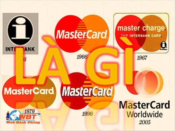 mastercard là gì