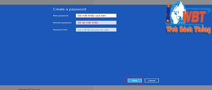password hint là gì ?