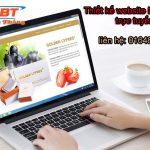 Thiết Kế Website Bán Hàng Trực Tuyến Chất Lượng Và Giá Rẻ