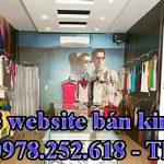 Thiết kế website bán kính mắt giá rẻ chuyên nghiệp chuẩn SEO.