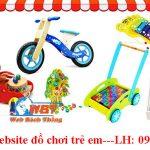 Thiết kế website đồ chơi trẻ em giá tốt chất lượng chuẩn SEO.