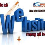 Thiết Kế Website Mạng Xã Hội Người Nhiều Người Dùng Nhất