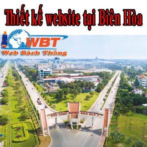 Thiết Kế Website Tại Biên Hòa Giá Rẻ