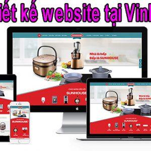 Thiết Kế Website Tại Vinh Chất Lượng