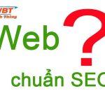 Thiết Kế Website Chuẩn SEO Là Gì? Thiết Kế Website Chuẩn SEO ở đâu