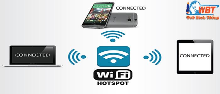 mạng wifi là gì ?