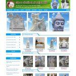 Thiết kế website đá mỹ nghệ – bảo hành trọn đời giá 2tr500k