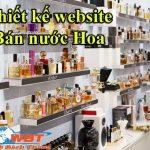 Thiết Kế Website Bán Nước Hoa- Bảo Hành Website Trọn đời
