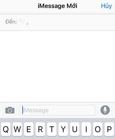 Cách sử dụng bật iMessage trên iPhone 2