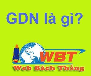Gdn Là Gì