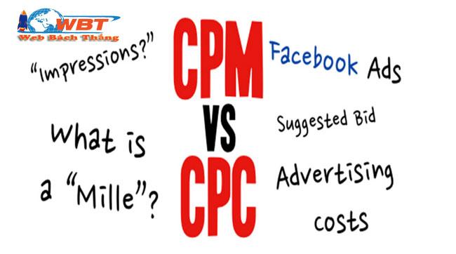 sự khác biệt giữa CpC và CPM là gì