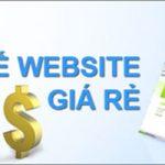 Sự Thật Về Thiết Kế Web Giá Rẻ Trọn Gói 500k – 1tr?