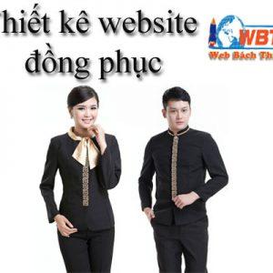 Thiết Kế Website đồng Phục Công Sở