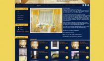Thiết Kế Website Mành Rèm
