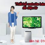 Thiết Kế Website điện Lạnh-điều Hòa-tủ Lạnh Chuyên Nghiệp