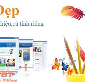 Thiết Kế Website đẹp Chuẩn Seo