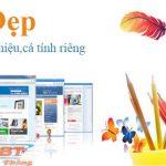 Thiết kế website đẹp hiện đại chuẩn seo chuyên nghiệp