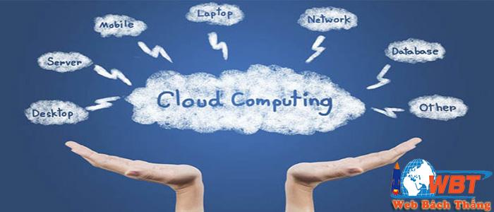điện toán đám mây là gì ?