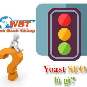 Yoast SEO Là Gì?
