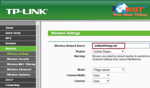 Cách đổi Pass Wifi- Viettel Tp Link, Totolink, Cáp Quang, Alacatel