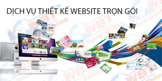 Thiết Kế Website Trọn Gói Từ A đến Z Hiện đại Uy Tín Nhất Năm 2017