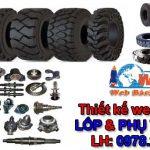 Thiết kế website bán lốp ô tô phụ tùng xe chuyên nghiệp
