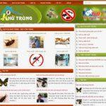 Thiết Kế Website Dịch Vụ Diệt Mối Muỗi Tận Gốc Giá Tốt Uy Tín Nhất.