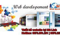 Thiết Kế Website Tại Mê Linh