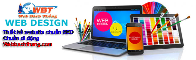 thiết kế website tại Mê Linh chuẩn di động