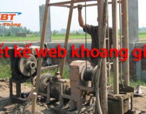 Thiết Kế Web Khoan Giếng