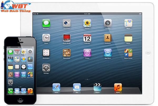 hệ điều hành iOS là gì ? 6